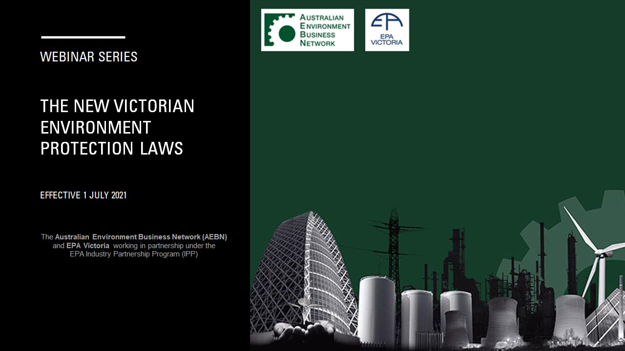 AEBN EPA Training Webinars